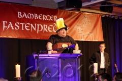 6. Bamberger Fastenpredigt, Zirkus Giovanni,  Autor: Charlotte Moser