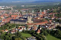 Ballonfahrt über Bamberg, 2014, Autor: Charlotte Moser