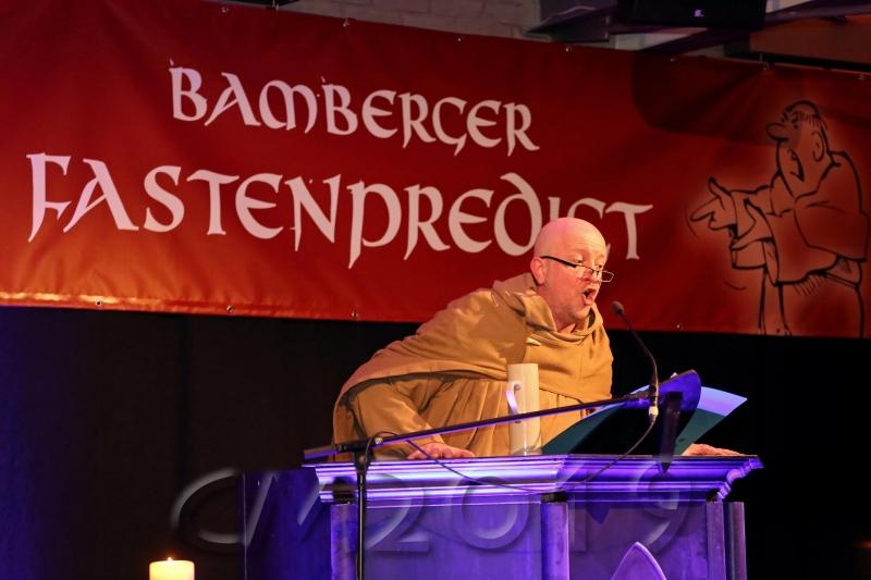 6. Bamberger Fastenpredigt, Arnd Rühlmann, Autor: Charlotte Moser