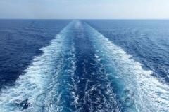 Tyrrhenisches Meer, Autor: Charlotte Moser