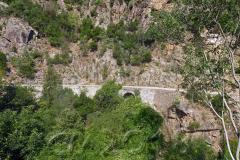 Korsika, Col de Vergio, Autor: Charlotte Moser
