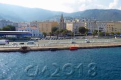 Leinen los in Bastia, Autor: Charlotte Moser