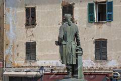 Korsika, Corte, Autor: Charlotte Moser