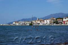 Korsika, St. Florent, Autor; Charlotte Moser