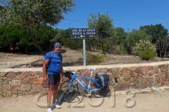 Korsika, unterwegs nach Porto, Col de la Croix,  Autor: Charlotte Moser
