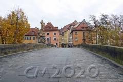 Lockdown No2 und Maskenpflicht in Bambergs Innenstadt, Autor: Charlotte Moser