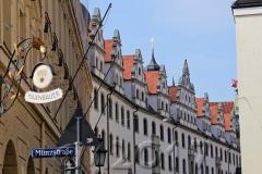 Spaziergang durch München, Autor: Charlotte Moser