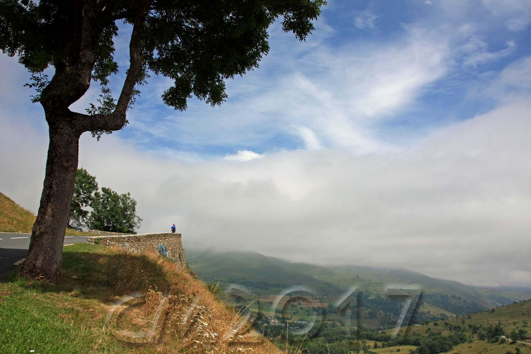 Col de Peyresourde, Autor: Charlotte Moser