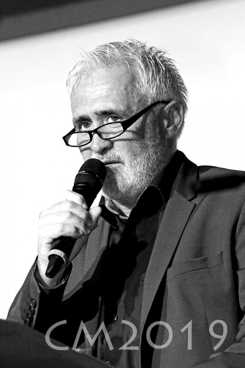 Magnat Sportgala 2019, Jörg Dittwar, Autor: Charlotte Moser