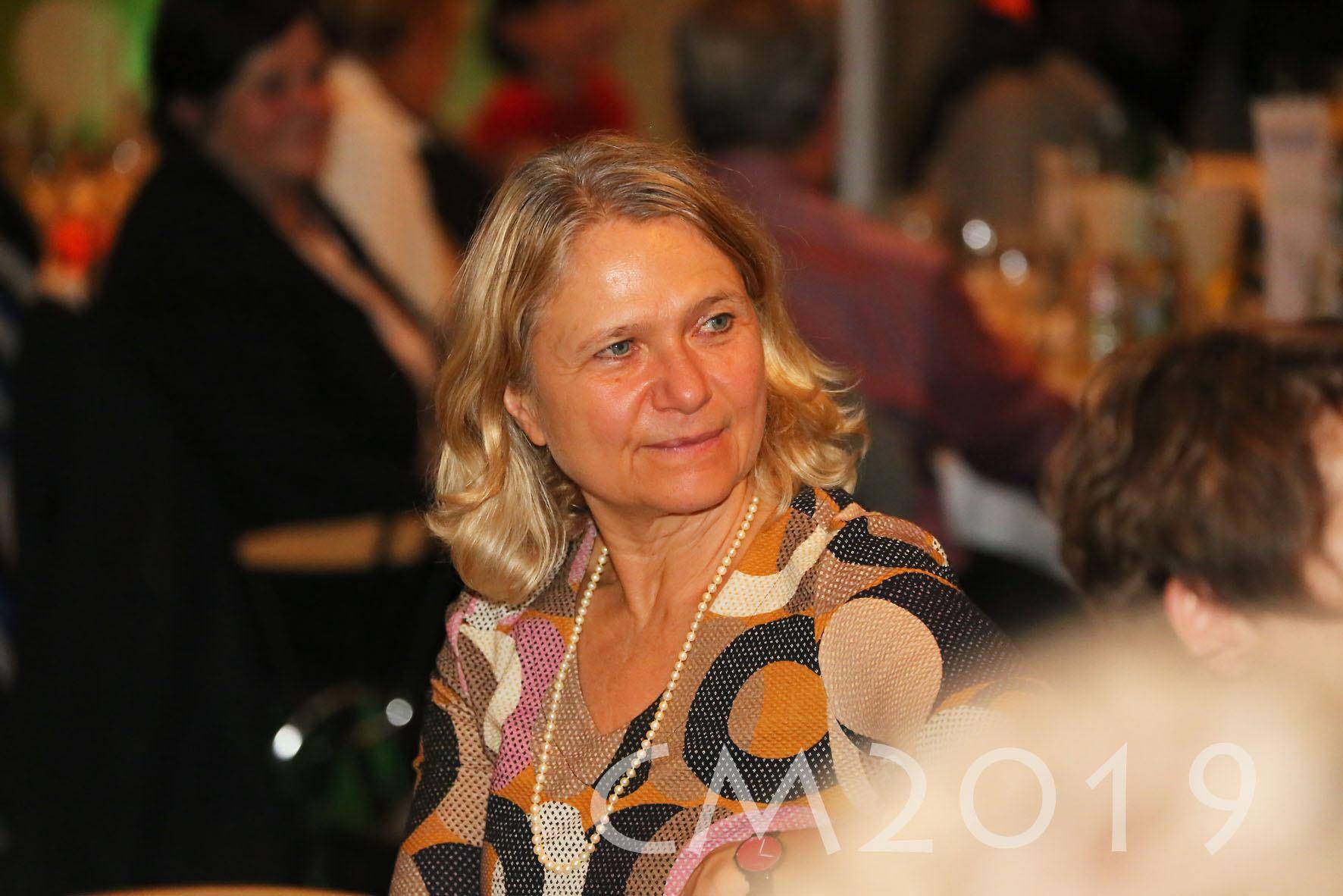 Magnat Sportgala 2019, Ursula Sowa, Autor: Charlotte Moser