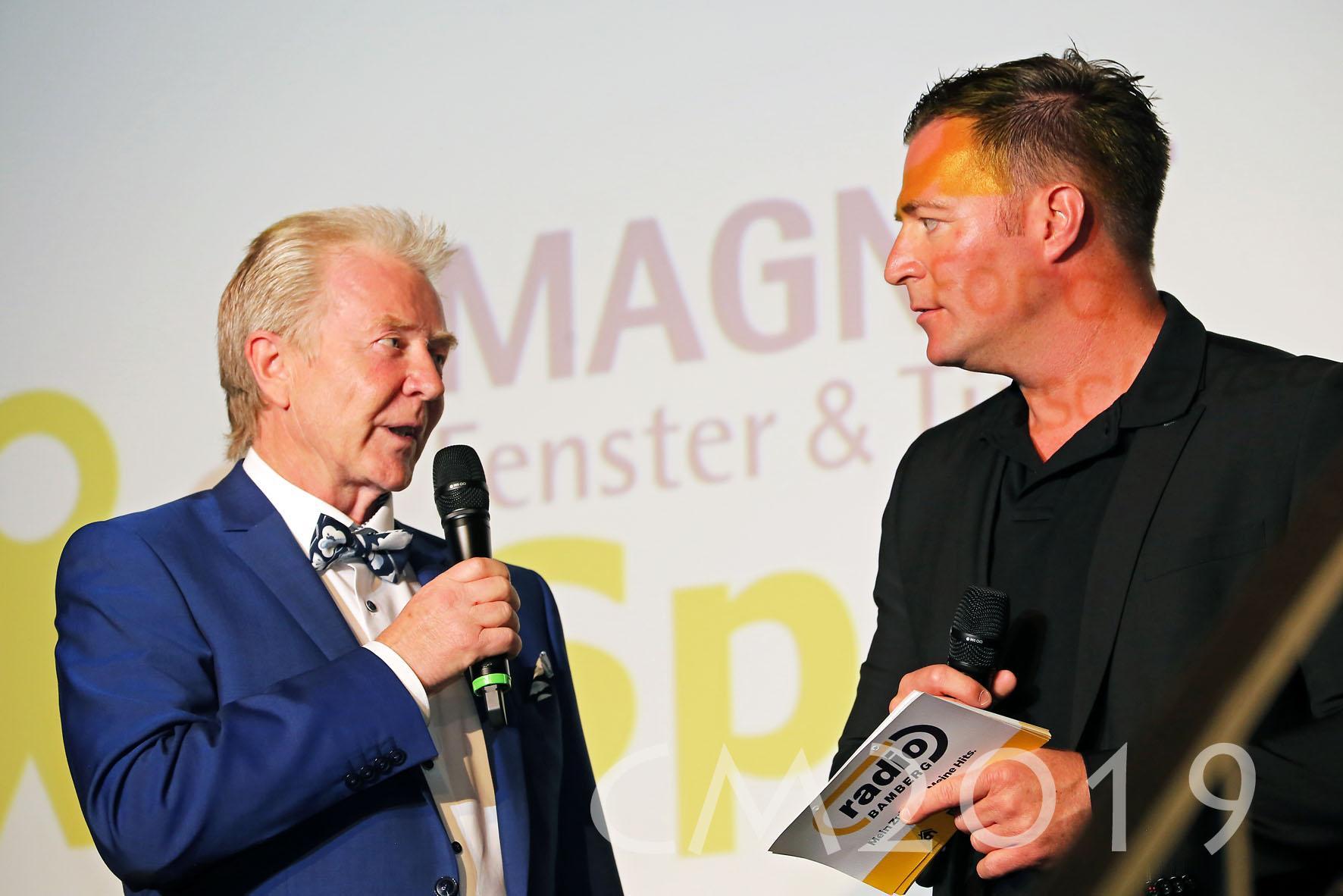 Magnat Sportgala 2019, Wilfried Kämper, Autor: Charlotte Moser