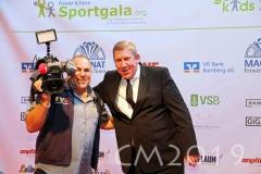 Magnat Sportgala 2019, Andreas Schwarz, Autor: Charlotte Moser