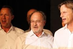 """Magnat Sportgala 2019, Chor """"Männersache"""", Autor: Charlotte Moser"""