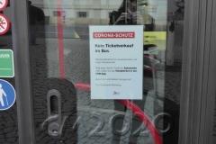 14. März 2020, Fahrt von Brackenheim nach Bamberg, Autor: Charlotte Moser
