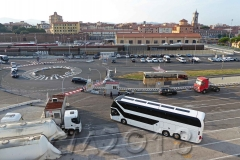 Livorno-Leinen-los, Autor: Charlotte Moser