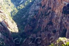 Korsika, Col de Vergio, Spelunkaschlucht, Autor: Charlotte Moser