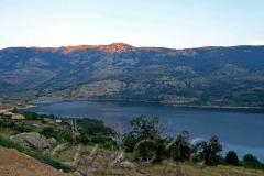 Korsika, See von Calacuccia,, Autor: Charlotte Moser