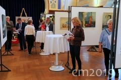 "Vernissage Retrospektive Lore Weiler ""Mein Weg"", Foto: Charlotte Moser"